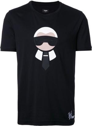 Fendi Karl Loves T-shirt