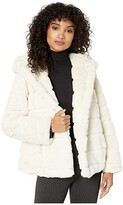 Thumbnail for your product : Apparis Goldie 3 Hooded Faux Fur Coat
