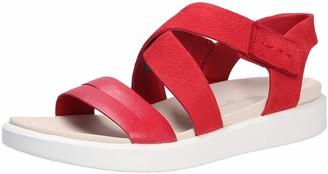 Ecco Flowt W Open Toe Sandals Womens