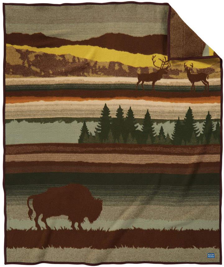 Pendleton Buffalo Wilderness Blanket