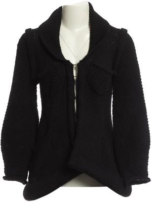 Limi Feu Black Wool Knitwear