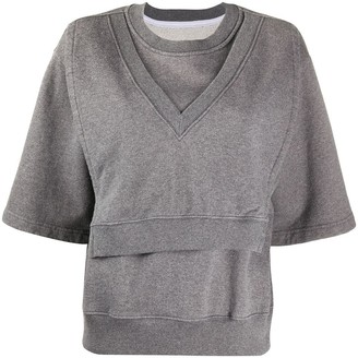MM6 MAISON MARGIELA Layered Top