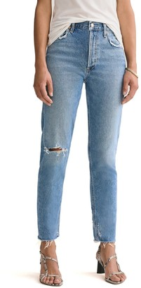 AGOLDE Jamie High Waist Classic Fit Jeans