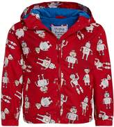 HOLLY & BEAU - Boy's Robot Color Changing Raincoat