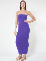 American Apparel Cotton Spandex Jersey Tube Dress
