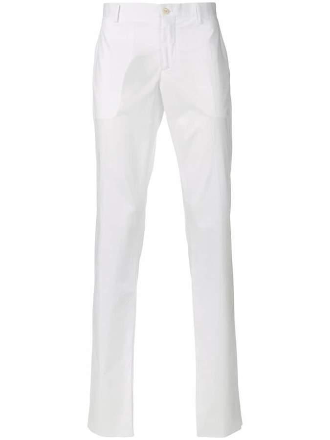 Etro classic chino trousers