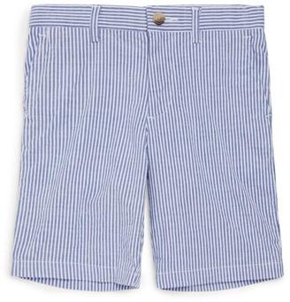 Ralph Lauren Kids Stripe Print Shorts (5-7 Years)