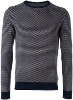 Zanone crew neck jumper - men - Angora/Virgin Wool - 54