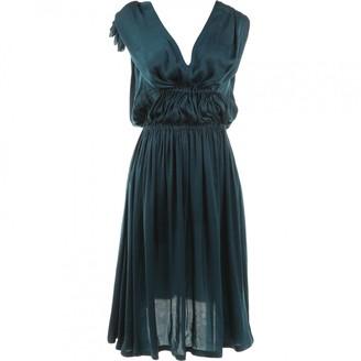 Lanvin Blue Dress for Women