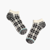 Madewell Plaid Anklet Socks
