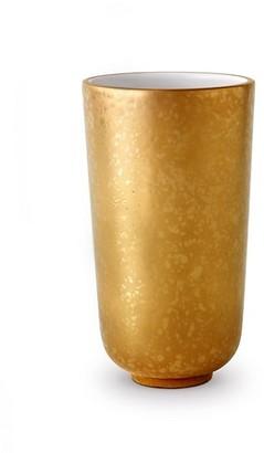 L'OBJET Alchimie 24K Gold Vase