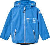 Ticket to Heaven French Blue Kristar Fleece Jacket With Detachable Hood