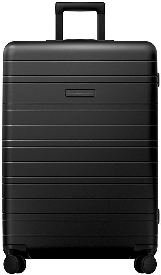 Horizn Studios Smart Hard Shell Suitcase - All Black - Large