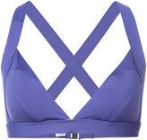 Onia Alexandra bikini top - women - Nylon/Spandex/Elastane - XS