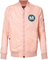 MHI M bomber jacket - men - Nylon - S