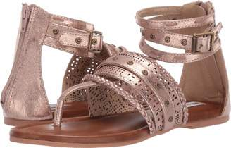 Not Rated Womens Xylia Rose Gold 6 M