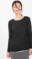 Esprit OUTLET 2-in-1 wool blend jumper