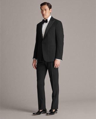 Ralph Lauren Gregory Wool Peak-Lapel Tuxedo
