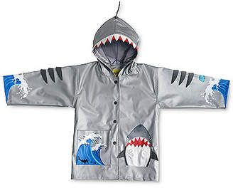 Kidorable Toddler & Little Boys Shark All-Weather Rain Coat