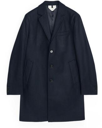 Arket Melton Wool Topcoat
