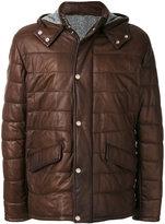 Barba Hima M1 hooded jacket