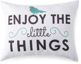 JCP HOME JCPenney HomeTM Enjoy The Little Things Decorative Pillow
