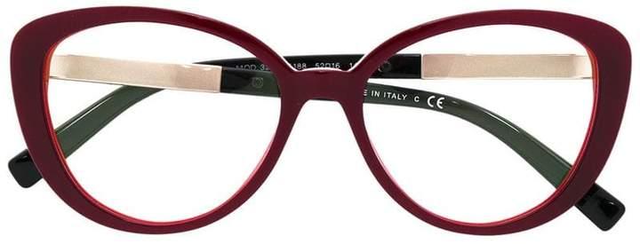 Versace Eyewear classic cat-eye glasses