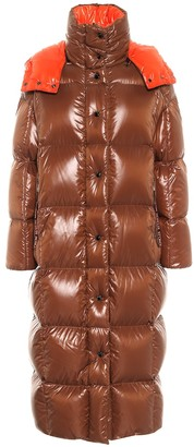 Moncler Parnaiba quilted down coat