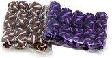 C7156 Brown Grey Blue Purple Silk Cufflinks Valentines Gifts For Him By Y&G