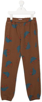 Bobo Choses Boy All Over Track Trousers