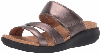 Clarks Women's Un Bali Way Slide Sandal