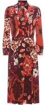 Burberry Liv printed silk dress