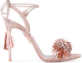 Aquazzura 'Wild Thing' sandals - women - Leather/Suede - 38.5