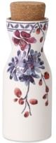 Villeroy & Boch Artesano Provencal Lavender Collection Porcelain 2-Pc. Creamer & Cork Stopper