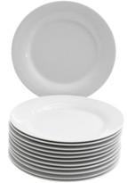 10 Strawberry Street 12-pc. Salad Plate Set