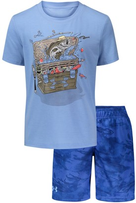 Under Armour Boys' Toddler UA Tackle Box Set