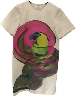 Marimekko Multicolour Silk Dress for Women