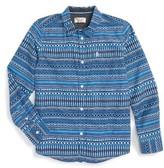 Original Penguin Boy's Stripe Woven Shirt