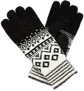 Isotoner Chenille Palm Gloves