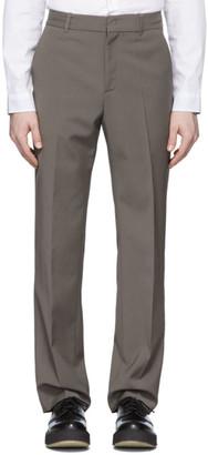 Deveaux Grey Suit Trousers