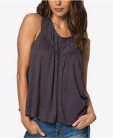 O'Neill Textured Lace-Trim Top