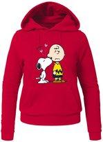 snoopy charlie Printed Hoodies snoopy charlie Printed For Ladies Womens Hoodies Sweatshirts Pullover Tops