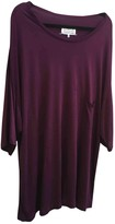 Maison Margiela Purple Dress for Women