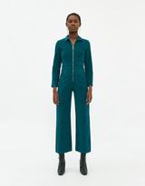 Paloma Wool Women's Paufe jumpsuit in Teal, Size 36