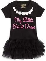 Sara Kety Infant Girls' My Little Black Dress Tutu Bodysuit - Baby