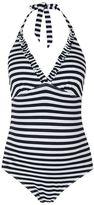 Topshop Maternity stripe swimsuit