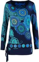 Desigual CALIMA Long sleeved top navy