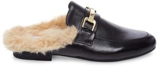 Steve Madden Khloe Black Leather
