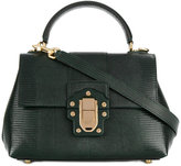 Dolce & Gabbana Lucia shoulder bag - women - Leather - One Size