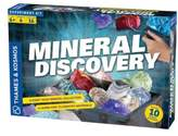 Boy's Thames & Kosmos 'Mineral Discovery' Experiment Kit